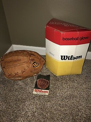 Brand New Vintage Wilson A2002-XLC Baseball Glove in the Box w/Tags Lefty-A2000
