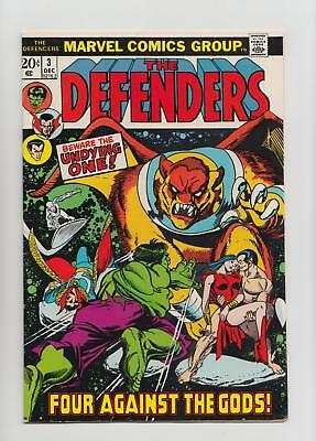 The Defenders #3 (Marvel 1972) FN/VF 7.0 Sharp Copy