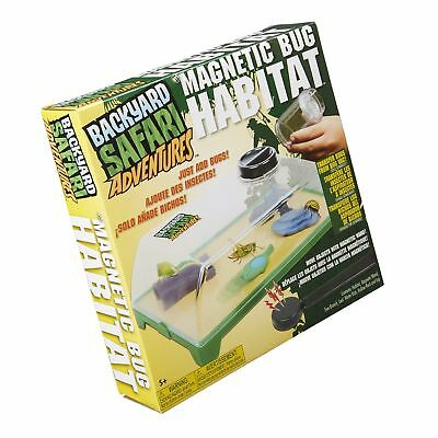 Backyard Safari Bug Habitat backyard safari magnetic bug habitat 0t2480204