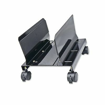 Stands, Holders & Car Mounts Laptop & Desktop Accessories Syba Cpu Stand For Atx Case With Adjustable Width And 4 Caster Wheels
