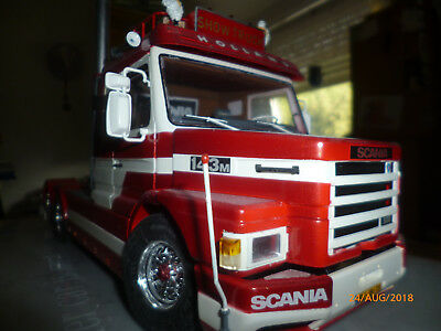 Scania 143M Standmodell