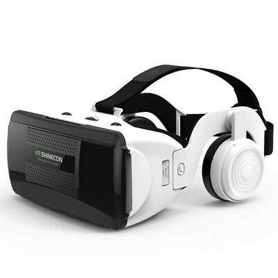 Digital Virtual Reality 3D VR Glasses with Headset for iPhone Android NTHN