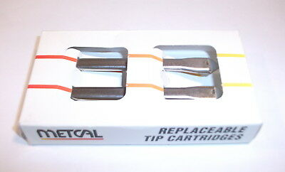 "Metcal TATC601 TATC Talon Tips 600 Temp Series .015"" Fine Point 2/PK. Brand New."