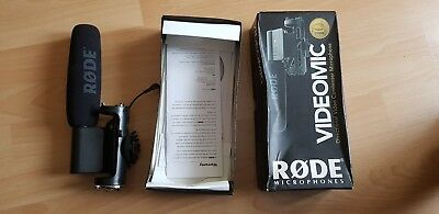 Rode video microphone