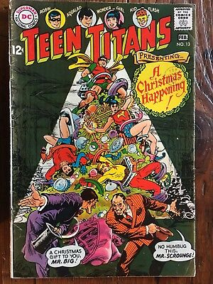 Teen Titans 13 Dc Comics
