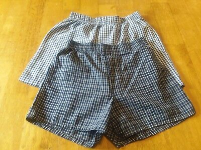 Fruit of the Loom & Carters boxers boys 10-12
