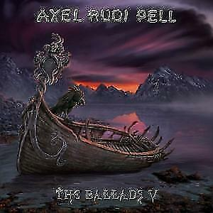 The Ballads V  Metall Box Set Boxset Limited Edition von Axel Rudi Pell Neu OVP