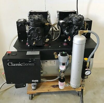 Midmark CL32 Dental Air Compressor ClassicSeries ****Only 560 Hours On Meter