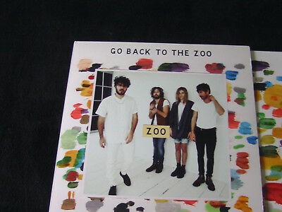 """Go Back To The Zoo """"Zoo"""""""