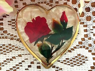 Acrylic Red Heart Shaped Valentine Gems Vase Filler 4lbs 720 Pcs