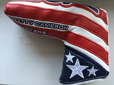 New Scotty Cameron Ryder Cup 2012 Team USA Headcover