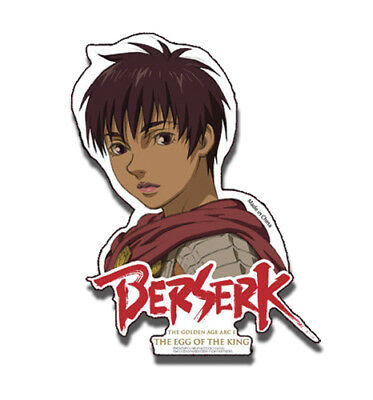 Berserk - Casca Sticker