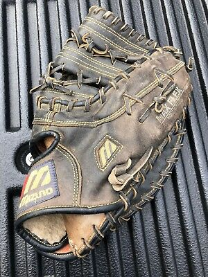 "Mizuno MZF-16 Youth 12"" Baseball First Base Mitt Right Hand Thrower PRO Model"
