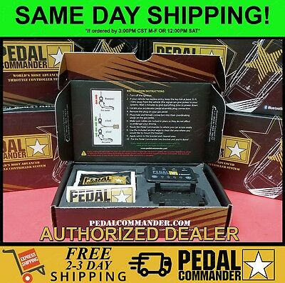 NEW! Pedal Commander Now With Bluetooth BT PC31 Jeep Wrangler Commander Liberty