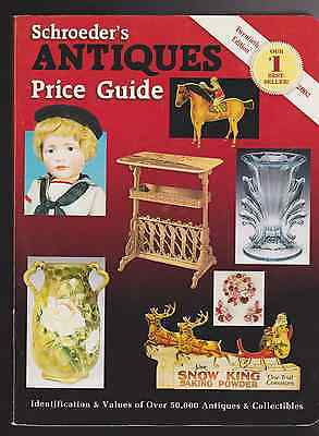 Schroeder's Antiques Price Guide 20th Edition 2002 (R1217)