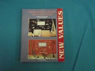 Vintage Fishing Tackle Antiques & Collectables Ref & Eval Of Pre-1960 Tackle