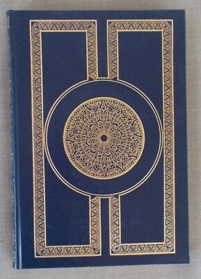 Billy Budd and Benito Cereno; Melville; Easton Press; Leather