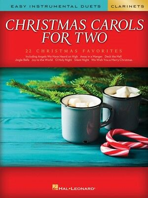 Christmas Hits for Two Flutes Easy Instrumental Duets Instrumental 000172461