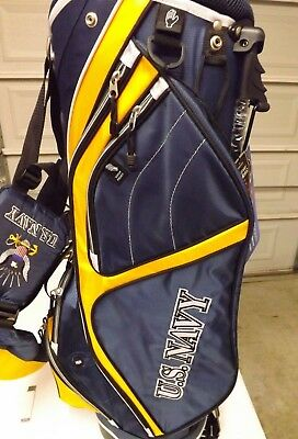 New Hot Z Us Navy Military Stand Golf Bag