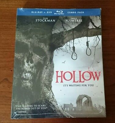 Hollow Its Waiting for You Bluray DVD 2 Disc Set w/ Slipcover NEW Sealed Tribeca