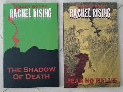 Rachel Rising Trade Paperback #1 & #2 - Signed By Terry Moore
