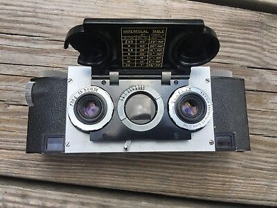 Stereo Realist Camera. Original. Really Cool! Working Condition!