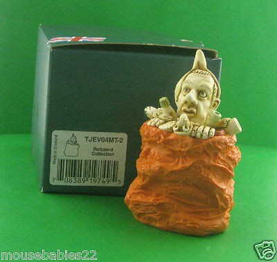 Harmony Kingdom REFUSED-D COLLECTION-Event Piece-2004-Retired- Mold Broken by HK