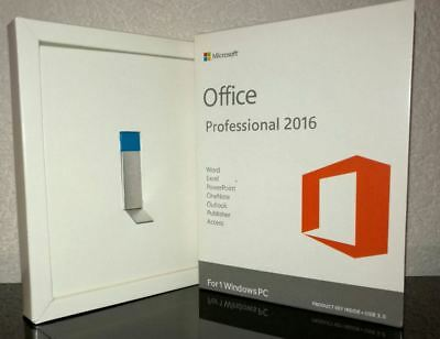 Microsoft Office 2016 Professional Plus Pro full licence Key Only - Digital