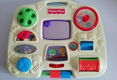 Fisher Price activity center, 71175, Vintage, Retro, von 1993
