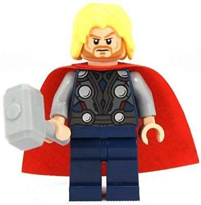 LEGO Super Heroes Thor with Hammer Minifigure from 30163 / 6868