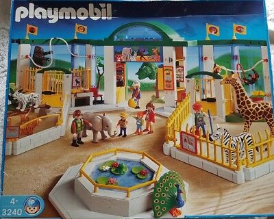 Playmobil Zoo Tierpark 3240
