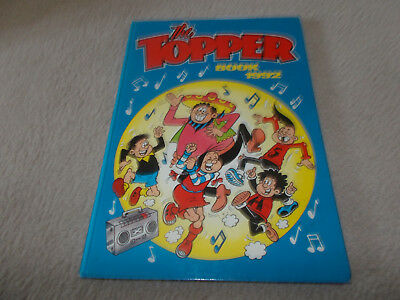 The Topper Book 1992 Excellent Condition Not Price Clipped