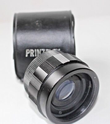 PRINZFLEX AUTO 2X CONVERTER with CASE - M42 MOUNT