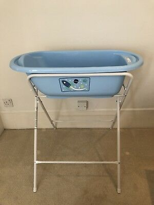 Mothercare Baby Bath With Foldable Stand