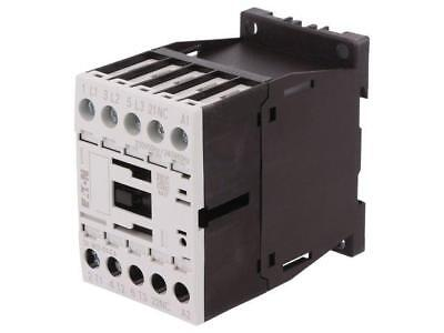 DILM12-01-230AC-E Contactor3-pole Auxiliary contacts NC 230VAC 12A NO