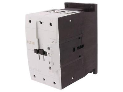 DILM115-230AC-E Contactor3-pole 230VAC 115A NO x3 DIN, on panel  EATON ELECTRIC