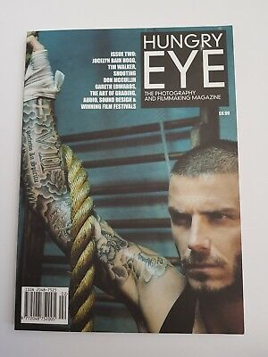 Hungry Eye Magazine Issue two Volume 1 photography video David Beckham