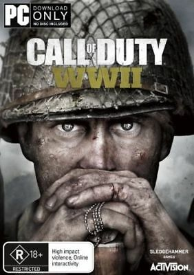 Call of Duty WW2 KEY REGION EUROPE PC