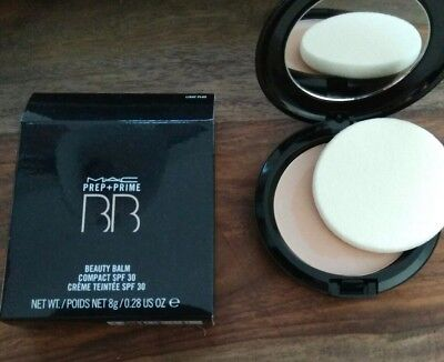 MAC Prep + Prime BB Beauty Balm LIGHT PLUS 8g Getönter Pflegebalm Neu