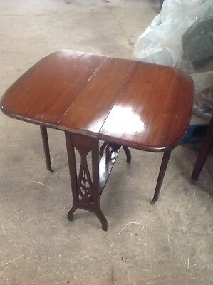 Vintage Antique Ornate Occasional Table