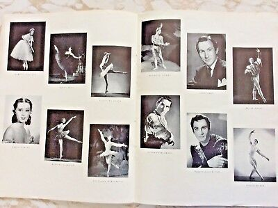 Fonteyn Royal Gala Sadler's Wells Ballet 1956 attended by the Queen Good cond