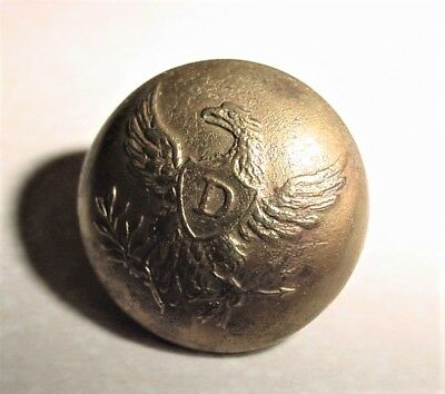 Civil War Dragoon Coat Button