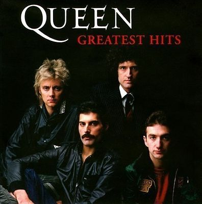 Queens Greatest Hits Cd Album New/sealed