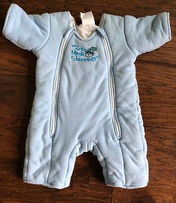 Baby Merlin's Magic Sleepsuit Large 6-9 Months