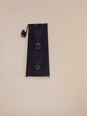 Apple 1560mAh Li-ion Battery Replacement with Flex Cable for iPhone 5s & 5c