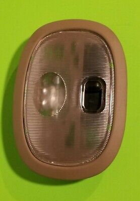 97 8 99 00 01 02 FORD Expedition cargo dome light OEM BROWN TAN XF22 13776 USED