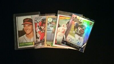 5 Card Mystery Packs! $1.23 FREE SHIPPING!! Actual Random Lots Pictured Above!!