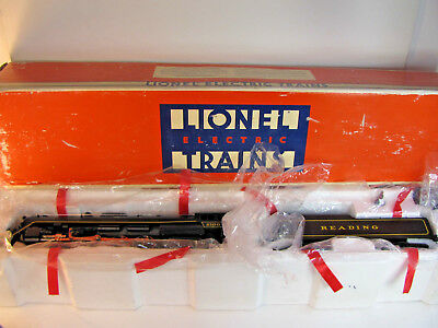 NEW Lionel Reading T-1 4-8-4 Steam Locomotive & Tender w/ Box/ packing 6-18006