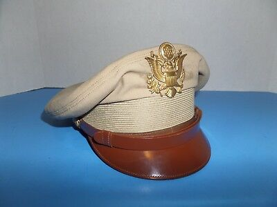 U.s.army Crusher Officers Hat