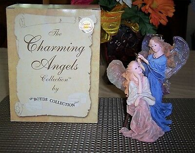 Charming Angels Collection (Boyds) Guinevere and Felicity Guardians Limited Ed